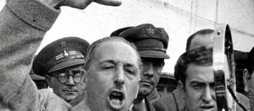 Lluís Companys, presidente de la Generalitat de Catalunya fusilado en 1940