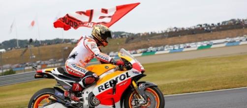 MotoGP: Marc Marquez è campione del mondo. Lorenzo vince il GP ... - mediaset.it