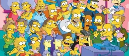 Simpson 600 episodi, prima tv su Italia1