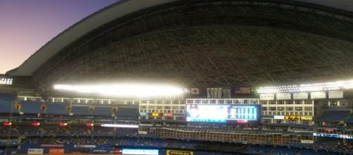The Rogers Centre is the site of game 3 (photo: Shane Lambert - can be used for any purpose).