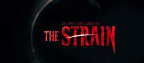The Strain logo image via Flickr.com