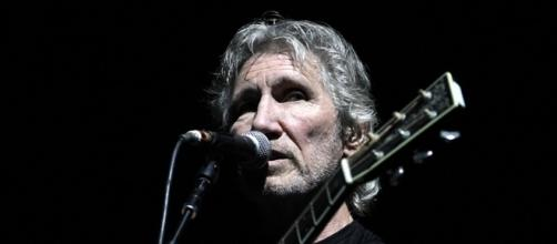 Una recente immagine dell'ex Pink Floyd, Roger Waters.