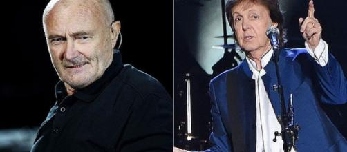 You f**k:' Phil Collins reveals 14-year grudge against Paul ... - canadaemarketing.com