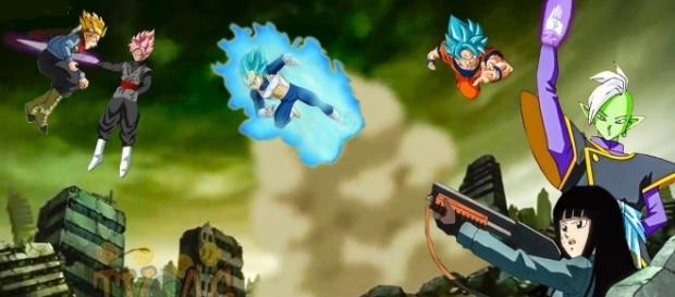 Capitulo 63 Dragon Ball Super, el increible combate de Vegeta