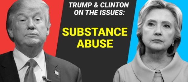 Clinton and Trump on opioid drug addiction and treatment issue ... - businessinsider.com