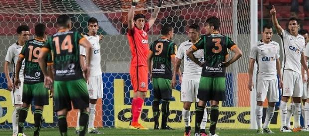 Corinthians x América-MG: acompanhe a transmissão ao vivo deste grande jogo