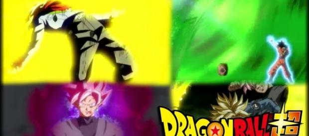 Creditos de imagen dragon ball super