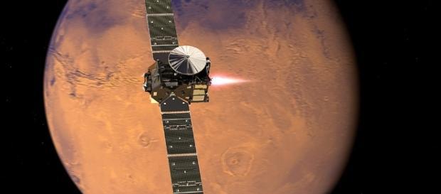 ExoMars è partita oggi per Marte - Il Post - ilpost.it