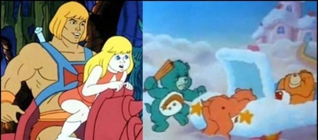 Imagens que vão destruir a sua infância