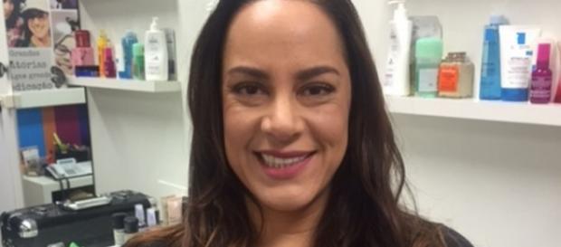 Silvia Abravanel, apresentadora do 'Bom Dia e Cia'