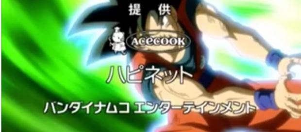 Son Goku practicando el mafuba