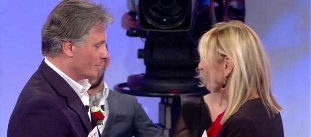 Uomini e Donne: Giorgio Manetti e Gemma Galgani protagonisti del trono over.