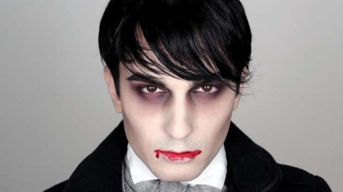 Tutos  5 idées de maquillage Halloween pour les hommes