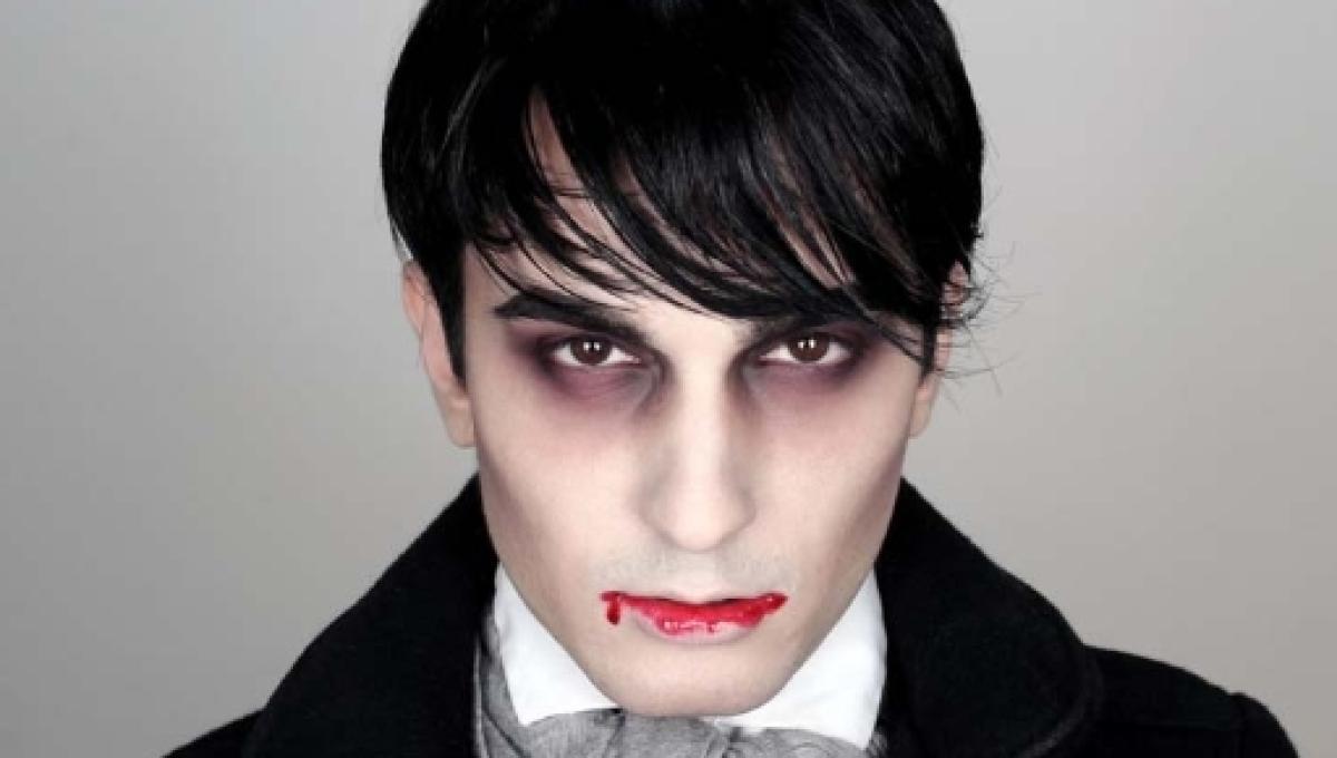 Tutos 5 Idees De Maquillage Halloween Pour Les Hommes
