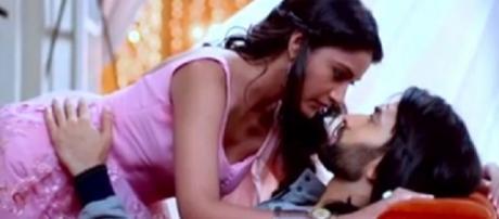 Shivaay and Anika in 'Ishqbaaz' (Star Plus screen grab)