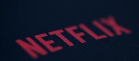 The World Famous Netflix Logo.