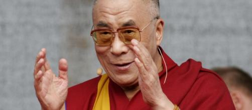 Dalai Lama a Milano ottobre 2016