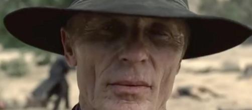 Ed Harris, uno de los protagonistas de Westworld, la nueva serie de ciencia ficción de la HBO.