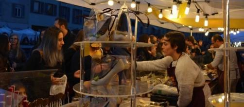 Fiesta del Chocolate en Milán - Italia