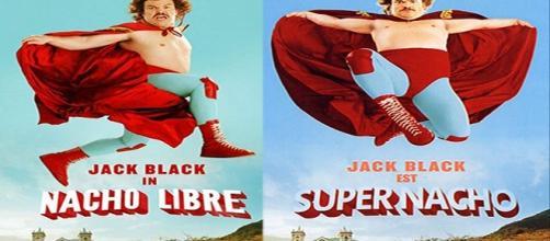 """Nacho Libre, Super Nacho, """"qué más da"""", en el cine todo es posible"""