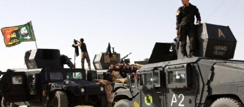 Operazioni contro Isis a Mossul