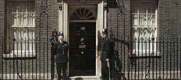 Il numero 10 di Downing Street