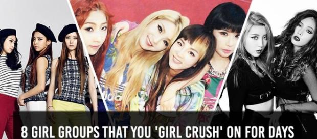 8 girl groups that you 'girl crush' on for days | allkpop.com - allkpop.com