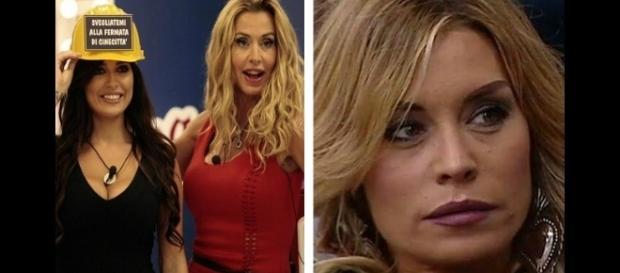 Gf Vip 2016: Valeria Marini offende Alessia Macari