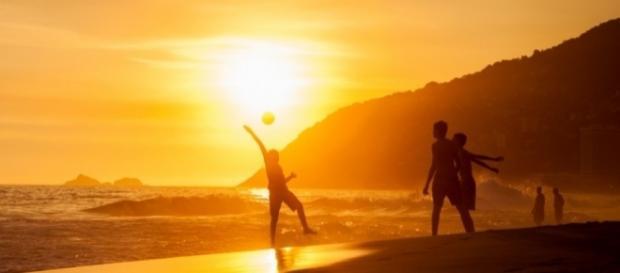 Horário de verão começa com muito calor no Rio de Janeiro