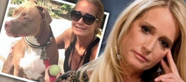 Kim Richards' Friend Claims She Was Also Mauled By Pitbull ... - radaronline.com