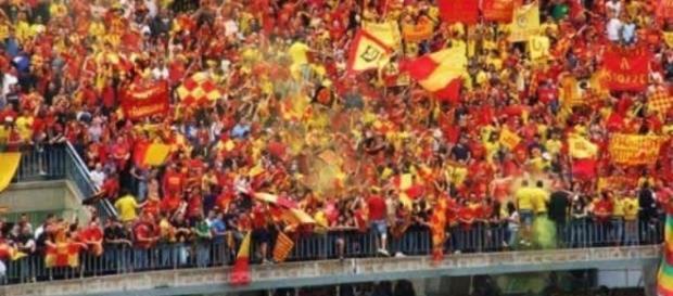 Lecce, pubblico salentino da serie A