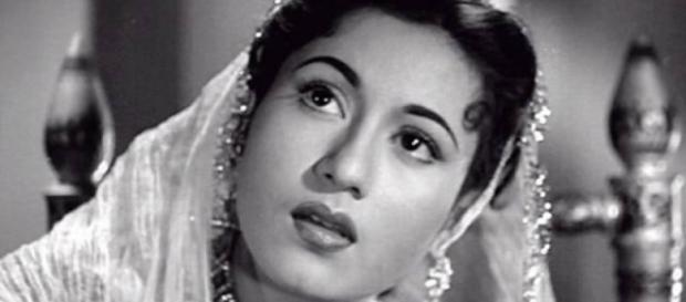 Muslim female icons Madhu bala of Bollywood ...-com.pk