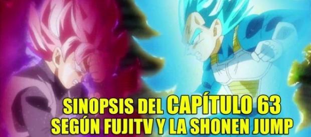Resumen del Capítulo 63 de Dragon Ball Super traducido al español , según Fuji TV y la revista Weekly shonen Jump