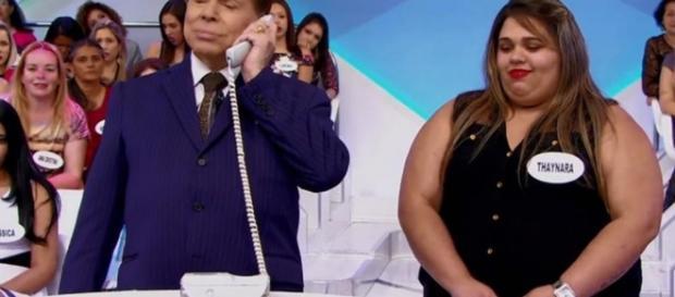 Silvio Santos apronta todas e viraliza na internet