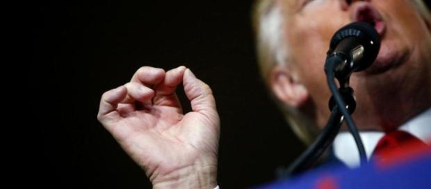 Secondo Trump, le presidenziali sarebbero truccate.