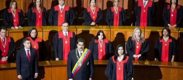 TSJ no respeta la Constitución de Venezuela
