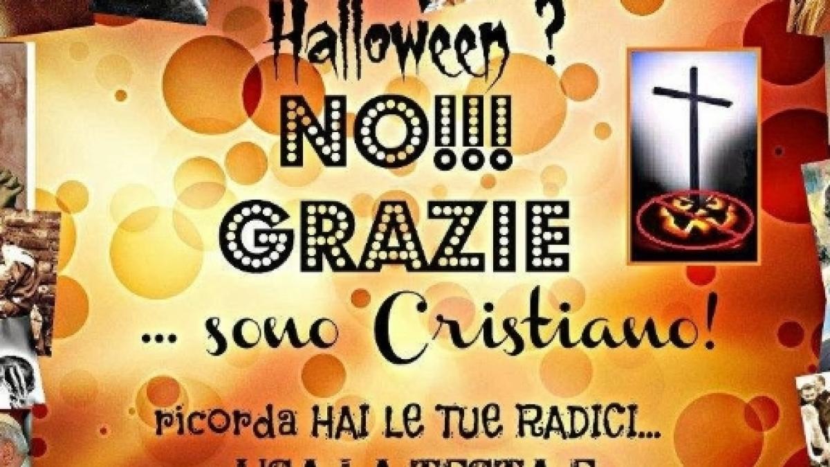 Non Festeggio Halloween.Halloween Ecco La Verita Di Cio Che Si Festeggia