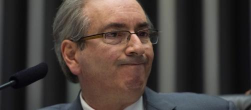 A casa caiu para Eduardo Cunha