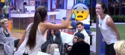 Adara se encara con Miguel al enterarse de su declaración a Pol