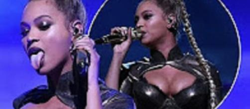 Beyonce fans in awe as she ignores painful bleeding ear injury Youtube CELEBRITY NEWS channel