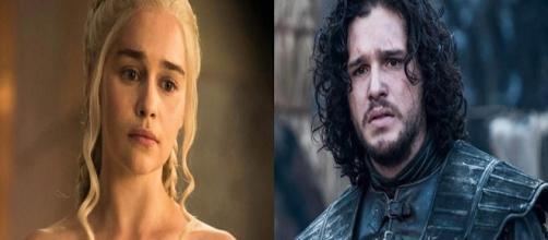 Daenerys Targaryen y Jon Nieve por fin se verán la caras.