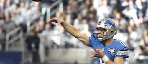 Detroit Lions: Can Matthew Stafford up his game? - nflspinzone.com
