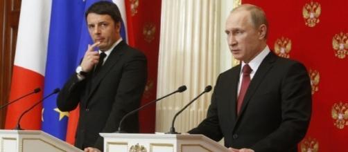 La decisione di allinearsi ai dettami dela NATO rischia di complicare i rapporti tra Italia e Russia