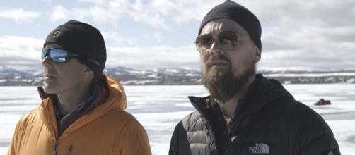 Leonardo Dicaprio en el documental 'Before The Flood'