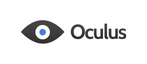 Logo d'Oculus VR, filliale de Facebook