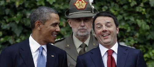 Obama a Villa Madama, l'incontro con Renzi - Repubblica.it - repubblica.it