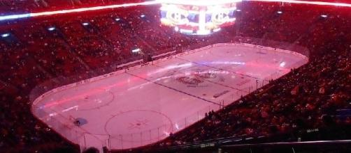 The Bell Centre in Montreal (credit: Danclahane/Wikimedia Commons).