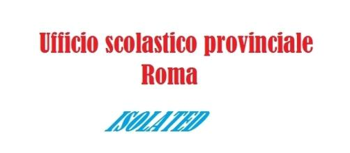 Ufficio scolastico provinciale di Roma - isolato -