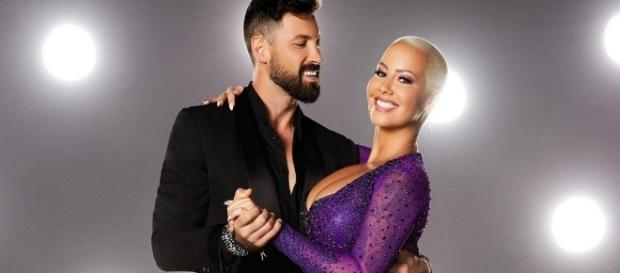 Amber and Maks Dancing with The Stars promo pic via Flickr.com