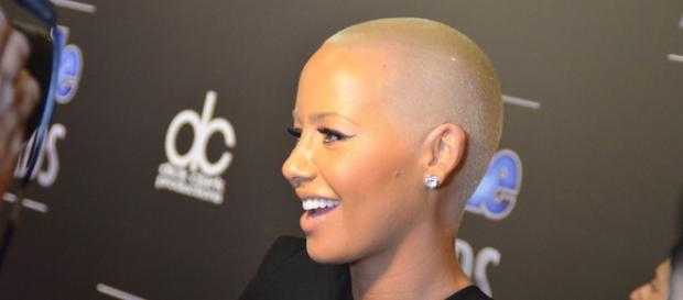 Amber Rose and Maksim Chmerkovskiy were booted from 'DWTS' 2016 on Oct. 17. Mingle Media TV/Flickr